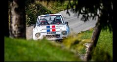Skoda 130 RS Gr.5 (1979) (Laurent DUCHENE) Tags: vosgesrallyefestival rallye rally rallycar rallyevent motorsport historiccar car automobile é017 auto automobiles skoda 130 rs gr5