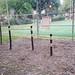 Calisthenics park - Parc Toussaint-Louverture, Montréal
