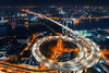 南浦大桥,上海 (BestCityscape) Tags: 南浦大桥 上海 航拍 建筑 旅行 nanpu architecture china aerial shanghai bridge travel