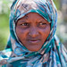 Portrait of a somali woman wearing a hijab, Woqooyi Galbeed region, Hargeisa, Somaliland