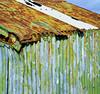 Colour Corrugations º (CactusD) Tags: machroes abersoch seaside corrugatediron rust paint detail texture textures landscape wales northwales north uk gwynedd unitedkingdom gb details greatbritain great britain united kingdom nikon d800e fx film 5x4 4x5 fuji fujichrome velvia velvia50 largeformat large format digitized linhof technikardan tks45 s45 nikkorw210mmf56 nikkorw 210mm f56 tilt shift tiltshift movements pce 85mmf28pce 85pce 85mm f28