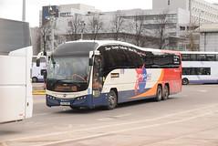 SF 54141 @ Glasgow Buchanan Street bus station (ianjpoole) Tags: stagecoach fife volvo b11rt plaxton elite yx63neo 54141 glasgow buchanan street bus station