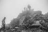 On The Way Up.. (Philip R Jones) Tags: snowdon wales snowdonia biker mountainbiker summit welshmountain