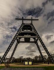 Barony A Frame (Brian Still Travelling) Tags: pentaxkr scotland baronyaframe baronymine colliery deepmine coal mine ayrshire auchinleck