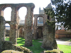 Friday, 20th, The ruins IMG_6725 (tomylees) Tags: colchester essex stbotolphs april friday 20th 2018 project 365