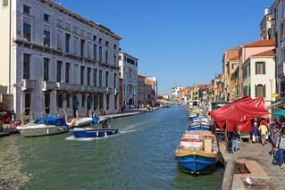 Venezia / Canale di Cannaregio