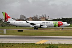 TAP Air Portugal Airbus A340-300 CS-TOA (Planes Spotter And Aviation Photography By DoubleD) Tags: airbus a340 a340300 avion planes aircraft liner liners commercial jet airline airlines wide body winglets engines four cfm cfm56 tap air portugal lisbonne lisbon lisboa lis lppt aviation spotter spotting canon eos manufacturer serial number 041 cstoa profile