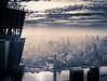 Telescope on Shanghai (Rob-Shanghai) Tags: shanghai cityscape china mono jinmao skyscraper huangpu leica m240