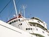 Cap San Diego (Peter Glaab) Tags: 25mm ebbe hafen hafencity hamburg himmel olympus zuiko m34 schiff brücke stahl