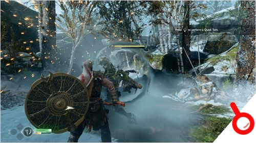 《戰神》新作試玩體驗報告這還是那個戰神!