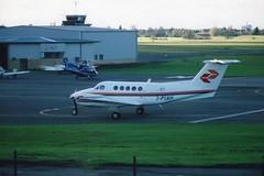 Beech B200 Super King Air I-PIAH (egbjdh) Tags: christhorpe archives egbj staverton gloucester