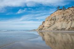Blacks Beach (The_Speedy_Butterfly) Tags: beach ocean sand cliffs sandiego california pacificcoast