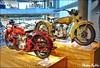 1930 Indian Scout 1929 Harley Davidson JDH (Photos By Vic) Tags: 1930 30 1929 29 indian scout harleydavidson motorcycle cycle bike vintage barbervintagemotorsportsmuseum
