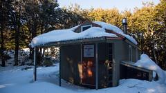 Kiwi Saddle Hut - 1 (Aaron K Hall) Tags: kuripapango hawkesbay newzealand nz