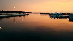 Glyfada noon (spicros78) Tags: sunset sea seaside seascepe glyfada night samsungg920f samsunggalaxys6