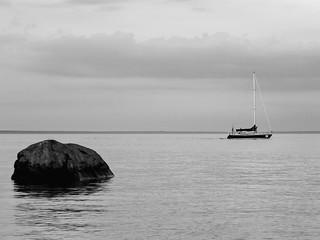 Sailing Away....