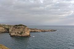 Pigeon rocks, Raouche Rocks, Beirut, Lebanon (Ingunn Eriksen) Tags: pigeonrocks raoucherocks beirut lebanon rocks coast coastline