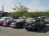 1976 Rolls-Royce Silver Shadow II, Triumph TR2 and 1961 Morris Mini Minor (Yohai_Rodin) Tags: classic cars five club car tel aviv מועדון החמש מכונית קלאסית מכוניות קלאסיות הנתיב המהיר הולילנד 1000 holyland tour