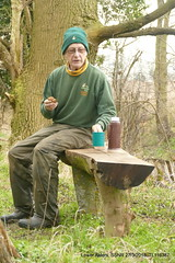 """Tea up"" P1270675 (Pitzy's Pyx, keep snapping away!.) Tags: greensandtrust greensandvolunteers lumixfz1000 riverflit greensandridge sandysmithnaturereserve"