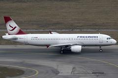 Freebird Airlines Airbus 320-214 TC-FHB (c/n 3025) (Manfred Saitz) Tags: vienna airport schwechat vie loww flughafen wien freebird airlines airbus 320 a320 tcfhb tcreg