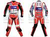 Andrea Dovizioso Ducati MotoGP 2016 Race Suit (Leather Collection) Tags: andreadovizioso andreadoviziosoducatimotogp2016racesuit ducatiracesuit