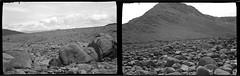 Tablelands in Gros Morne N.P., July 1990 (Felip1) Tags: 9071101ra