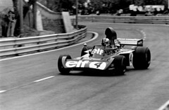 TYRRELL F 1 G.P. Spain 1.973 François Cevert F1 73 17AP 18 (Manolo Serrano Caso) Tags: tyrrell f1 gp spain 1973 circuito montjuich rosaleda françois cevert gran prix granprix formulaone