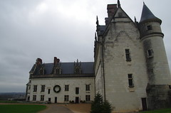 Amboise Château, Vallée de la Loire, 01 2018 (jlfaurie) Tags: amboise châteauroya castilloreal royalcastle loirevalley valledelloira leonardodavinci 012018 oswaldo clara martin david roberto sanchez pinilla mpmdf jlfr jlfaurie mechas familia visita france francia