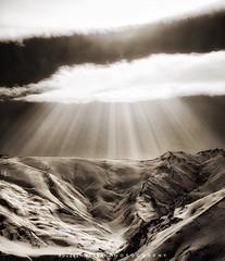 Place: Iran Dizin (roozbeh bornak) Tags: x100f fujifilm iran shiny shining shine light landscapephotography landscape