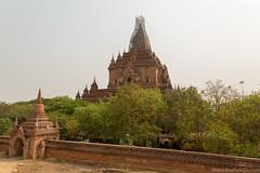 Myanmar-20180324-1249 (ShaneAndRobbie) Tags: nyaungu mandalayregion myanmarburma mm myanmar burma bagan pagoda temple baganarchaeologicalzone baz