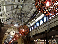 Chelsea Market (Alicia B,) Tags: newyork mercado manhattan usa chelsea market