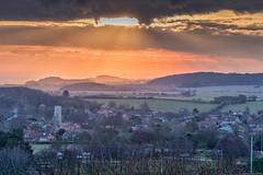 Dawn Over Weybourne (andybam1955) Tags: coastal dawnoverweybourne sky northnorfolk landscape norfolk