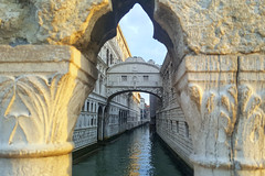 Bridge of sighs, Venice, Italy (Frans.Sellies) Tags: 20180403071231 venice venedig venetië venezia italy italien