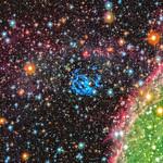 Gassy Supernova Remnant, variant thumbnail
