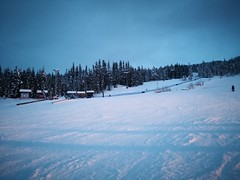 Snow park at Turistsenter (A. Wee) Tags: 特利西尔 trysil norway 挪威 turistsenter skiresort 滑雪场