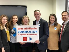 Pennsylvania Moms and Defend Our Future with Congressman Fitzpatrick