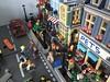 Modular town (Sam K Bricks) Tags: lego modular street