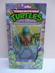 Teenage Mutant Ninja Turtles Leonardo Action Figure Carded Classic Collection (beetle2001cybergreen) Tags: teenage mutant ninja turtles leonardo action figure carded classic collection