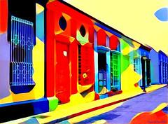 street doors (♣Cleide@.♣) Tags: © ♣cleide♣ brazil 2018 ps6 photo art digital urban street doors texture filters artdigital exotic netartii atree sotn