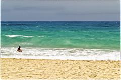 That's my day (Heinze Detlef) Tags: wasser sonne corralejo sandstran himmel insel fuerteventura playas de wellen