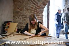 """Taller per a adults """"Nanses pel temps de les sípies"""", Museus de Sitges 2018 (Sitges - Visit Sitges) Tags: taller museus de sitges 2018 visitsitges can falç nanses marineres pescadors sípies"""