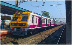 EASTERN RAILWAYS' FIRST 3 PHASE MEDHA EMU INAUGURAL RUN | HOWRAH BANDEL SPECIAL | INDIAN RAILWAYS Video Link given in the description box (arajitgharai) Tags: medhaemu threephasemedhaemu easternrailwaysmedhaemu igbtemu acthreephasemedhaemu electricmultipleunit emu indianrailways easternrailways railfanning railroads icf integralcoachfactory