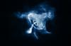 Crab Nebula, X-Rays (sjrankin) Tags: crabnebula 15march2018 edited nasa chandra chandraspacetelescope xray m1 ngc1952 nebula snr supernovaremnant pulsar
