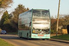 Barnes, Swindon - PN10 FOA (peco59) Tags: pn10foa volvo b9tl b9 optare barnesswindon barnescoaches birminghaminternationalcoaches psv pcv