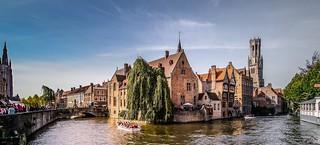 Panorama Bruges - 4713