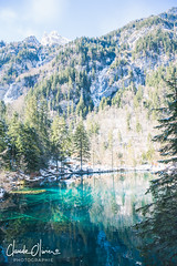 Lac bleu (Blausee), Bern, Switzerland (Claude-Olivier Marti) Tags: kandergrund bern suisse ch lac lacdemontagne bleu lacbleu blausee montagne swissmountains paysage eau nikond850 d850 nikkor2470mmf28