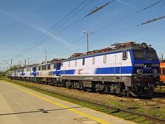 EP09-044, PKP IC (transport131) Tags: pociąg train pkp ep09 ic kraków płaszów