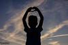 Silhouette (Rom4rio Photography) Tags: nikon nikkor nikond7200 50mmf18 amateur atmosphere sky