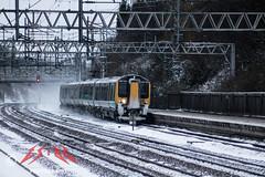 Tamworth De-snow-ro (CS:BG Photography) Tags: tamworth tam westcoastmainline wcml class350 lnr westmidlandstrains londonnorthwesternrailway desiro 350104