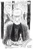 Café Le Sélect 232 (Rick Tulka) Tags: paris café caricature pencil drawing sketchbook lesélect